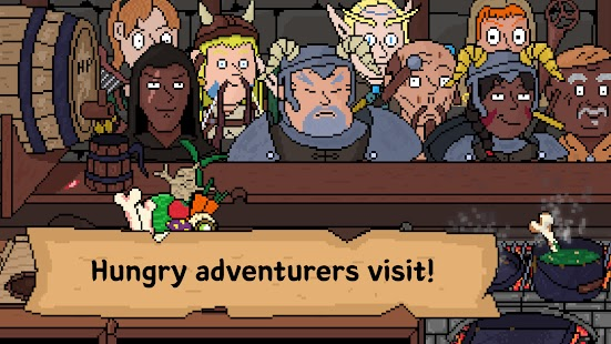 Dungeon Restaurant Apk Free on Android Game Download