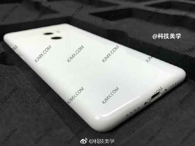 تسريب صورة وموعد الإعلان الرسمي عن هاتف Xiaomi Mi Mix 2 المرتقب