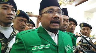 Yaqut Harap HRS Tak Buat Kegaduhan Lagi di Indonesia