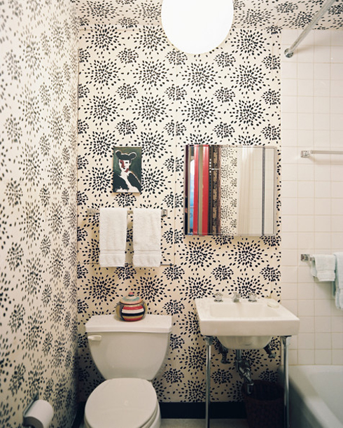 Design: Ways To Decorate A Powder Room