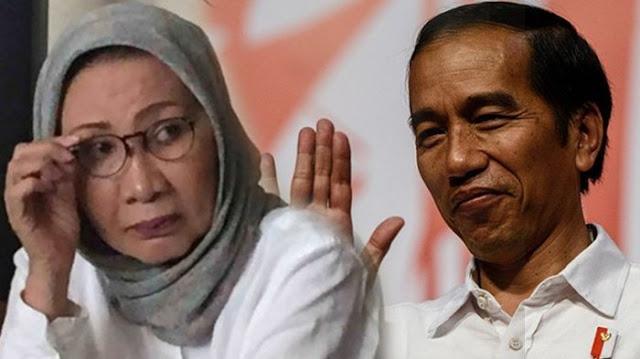 Jokowi Janji Blok Migas untuk Kemakmuran Rakyat, Ratna Sarumpaet : Orang Waras dan Tidak Dungu Tidak Akan Percaya