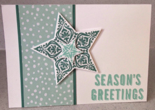 Nigezza Cretes with Stampin' Up! and Paper Daisy Crafting