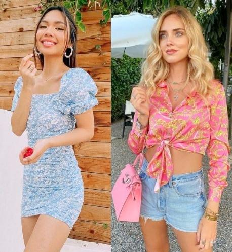 12 Looks inspiração para o verão, Tiffany Ma, Chiara Ferragni