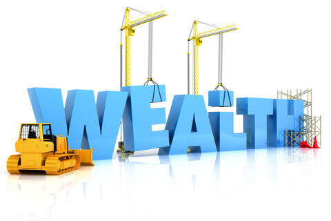 How to build wealth over time