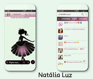 Little Princes Theme For YOWhatsApp & Fouad WhatsApp By Naty