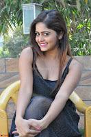 Pragya Nayan New Fresh Telugu Actress Stunning Transparent Black Deep neck Dress ~  Exclusive Galleries 075.jpg