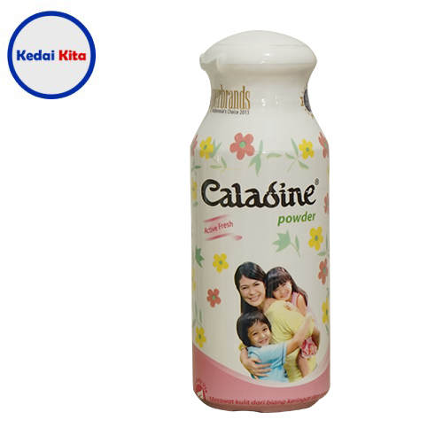 Caladine Active Fresh 100 Gram