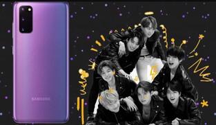 Samsung S20 BTS Edition
