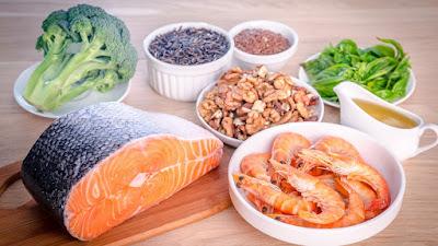 omega 3, kesehatan, minyak ikan,