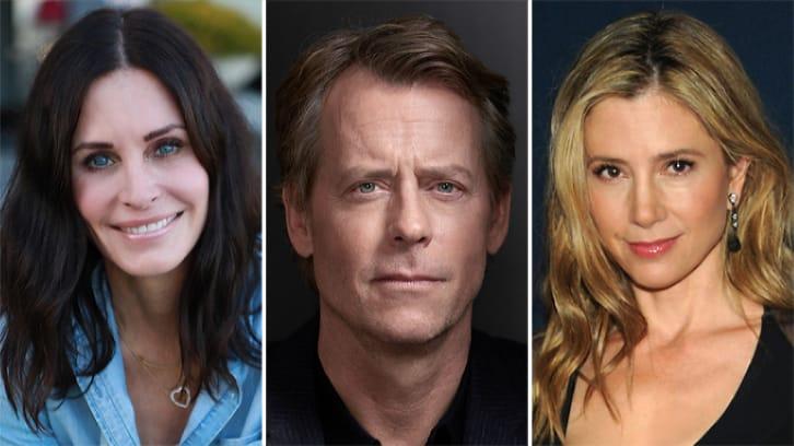 Shining Vale - Horror Comedy Ordered to Series by Starz - Starring Courteney Cox, Greg Kinnear & Mira Sorvino