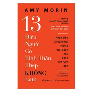 13 Điều Người Có Tinh Thần Thép Không Làm ebook PDF EPUB AWZ3 PRC MOBI
