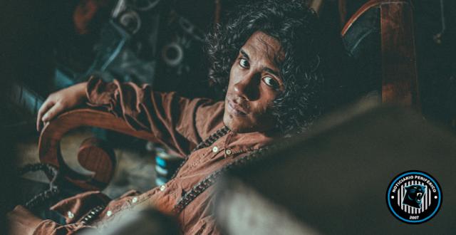 O Peixe se afoga com o ar | Isaac de Salú lança primeiro single de seu primeiro álbum