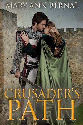 Blog Tour: Crusader's Path, By Mary Ann Bernal