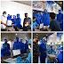 Jelang HUT Jalasenastri Ke-75, PG Jalasenastri Puspenerbal TNI AL Gelar  Vaksinasi di Bandara Juanda