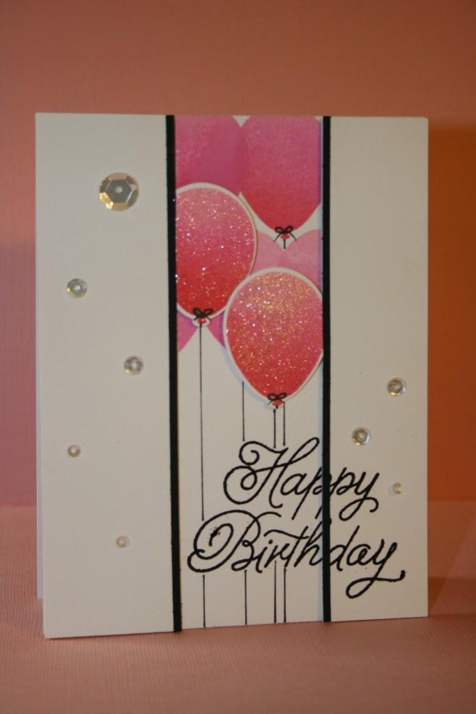 my craft world dimensional birthday card