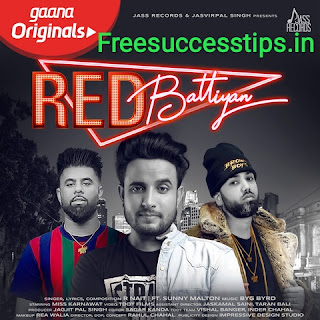 Red Battiyan Lyrics - R Nait