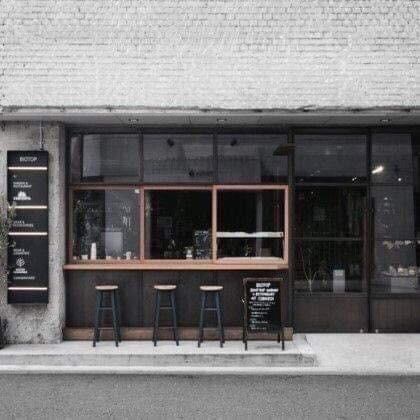 desain warung kopi sederhana pinggir jalan