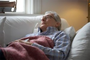 Giấc ngủ của người cao tuổi
