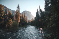 Yosemite Stream - Photo by Jeremy Bishop on Unsplash