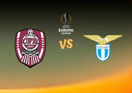 Cluj vs Lazio  Resumen
