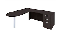 Amber L Desk
