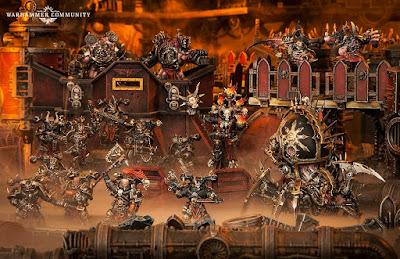 Daemonkin Rules In Shadowspear Faeit 212 Warhammer 40k News And
