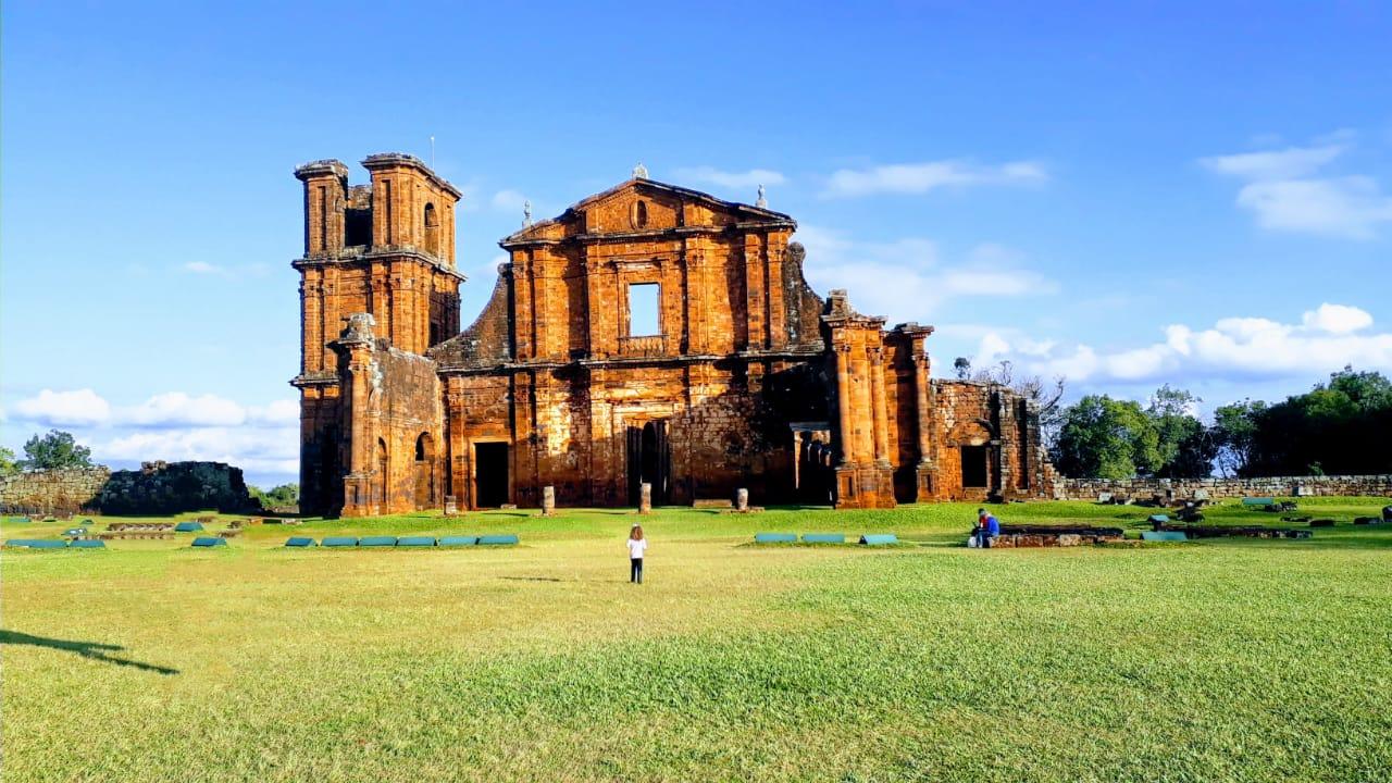 Ruínas Sítio Arqueológico de São Miguel das Missões