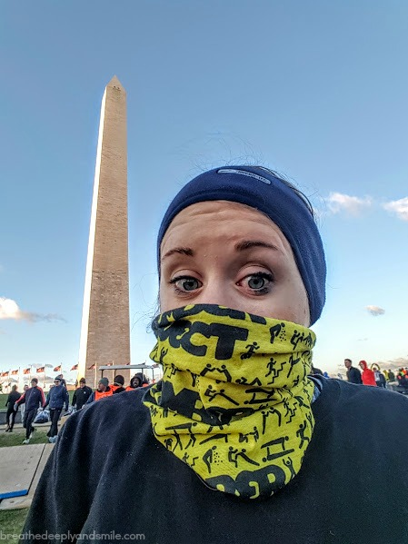 credit-union-cherry-blossom-10-miler-recap-start