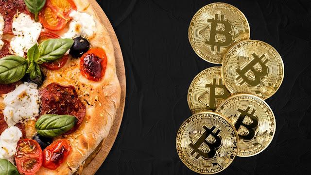Pagó 10.000 bitcoines por un par de pizzas hace 10 años, que ahora equivalen a más de 91 millones de dólares