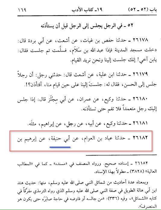 Imam AZAM Abu Hanifa r a Ki Kitaben OR Ghair Muqallideen