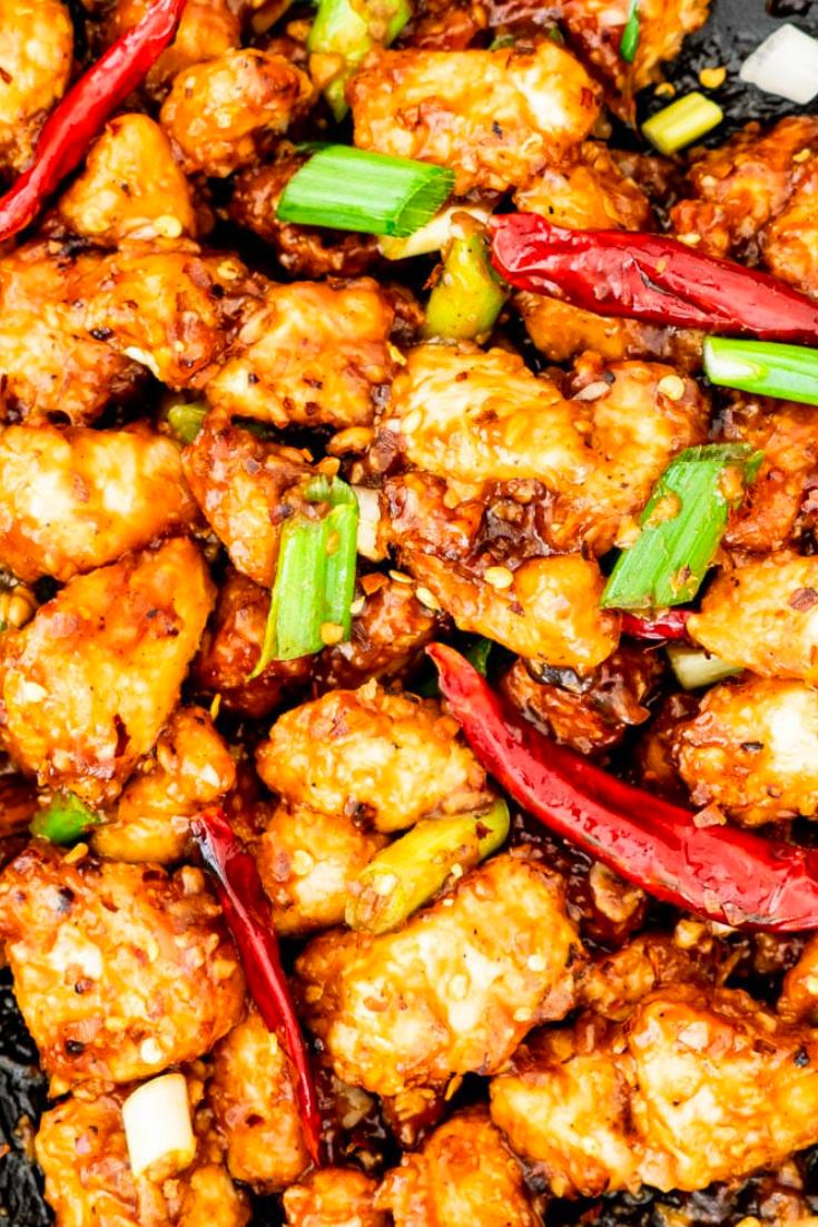 Easy Mongolian Chicken Recipe