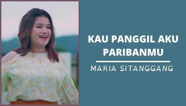 Chord Kau Panggil Aku Paribanmu dari D - Maria Sitanggang