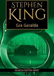 """Gra Geralda"" - Stephen King"