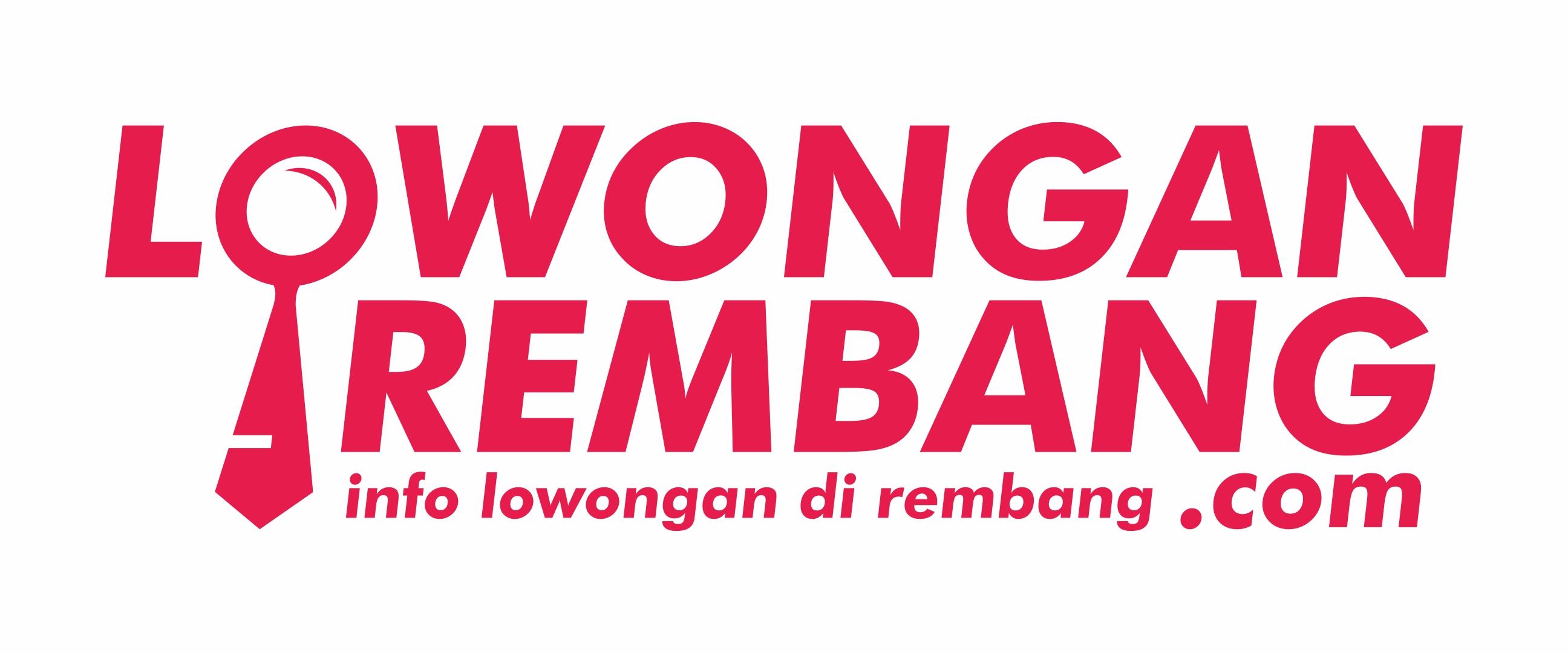 LOGO LOWONGAN REMBANG DOT COM