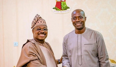 Ajimobi performed only ceremonial commissioning of Pediatric Centre – Makinde