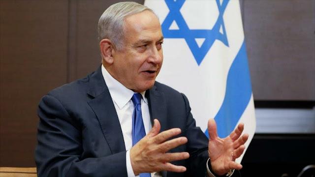 Netanyahu amenaza con lanzar guerra contra Gaza en próximos días