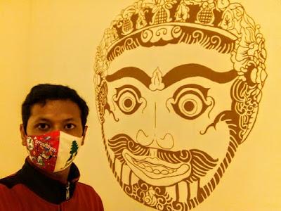 alasan memakai masker