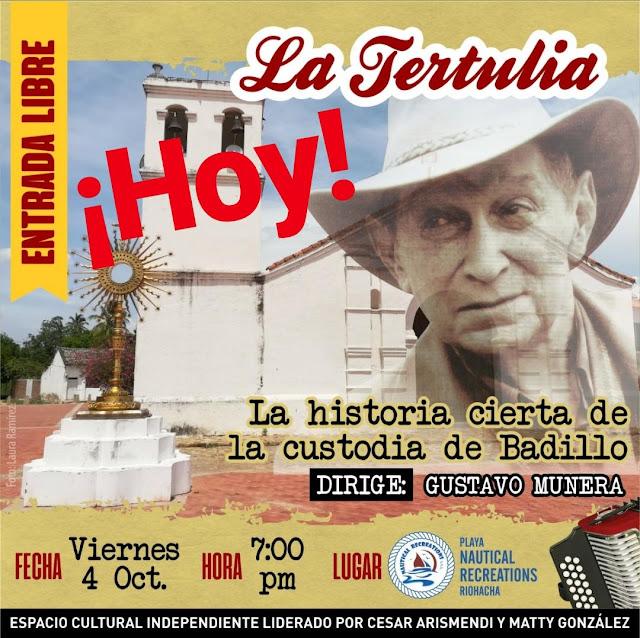 La Custodia de Badillo en 'La Tertulia'