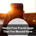 Top 10 Mobile Apps for Travel