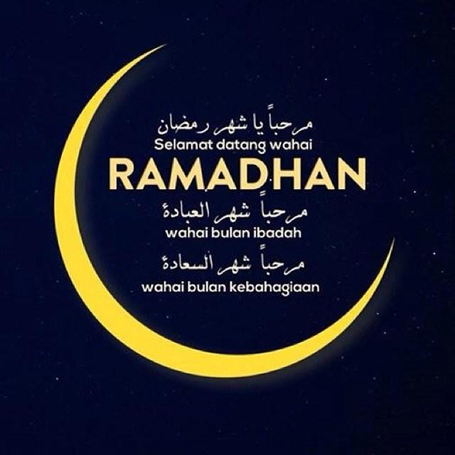 25 Gambar DP Whatsapp yang bisa Dikirimkan saat Bulan Ramadhan