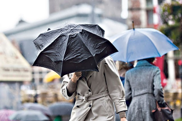 Od utorka kiša i pad temperature
