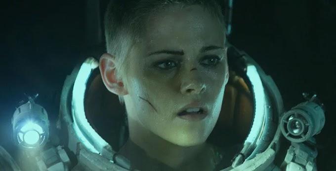 Kristen Stewart contra los monstruos submarinos en el trailer de Underwater.