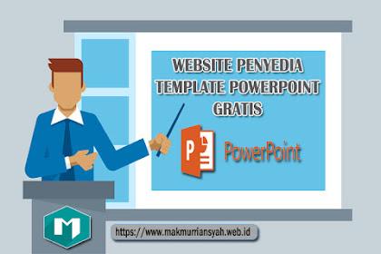 Website Penyedia Template Powerpoint Gratis