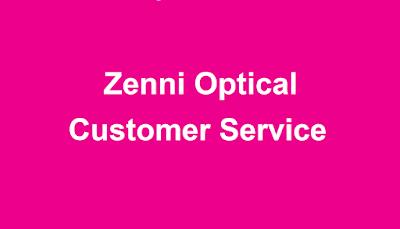 Zenni Optical Customer Service