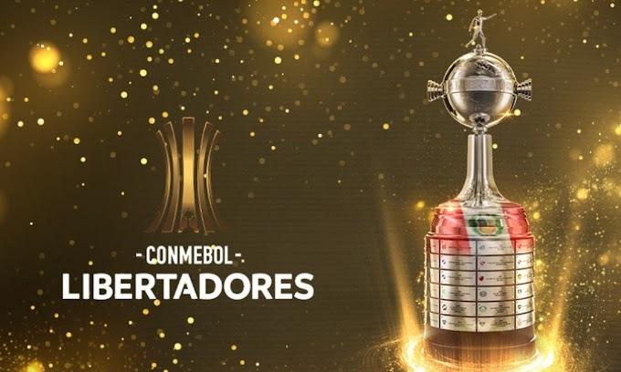 Libertadores 2021: veja os grupos após o sorteio