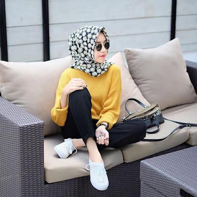 Fashion Hijab Muslimah Remaja
