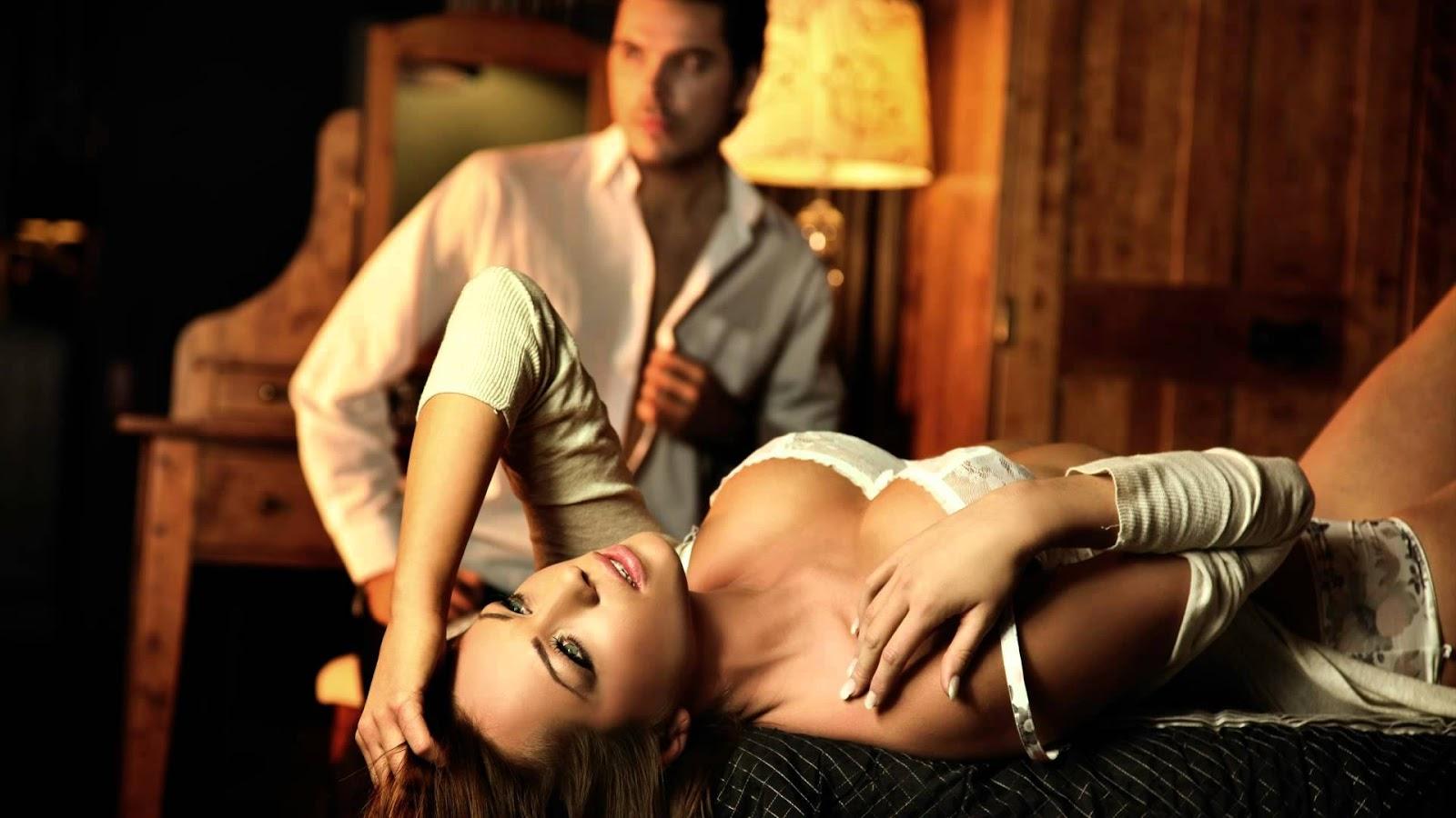Секс в троём мужчина мужчина и женщина позы, Гид по сексу втроём: Как его организовать, чтобы всем 10 фотография