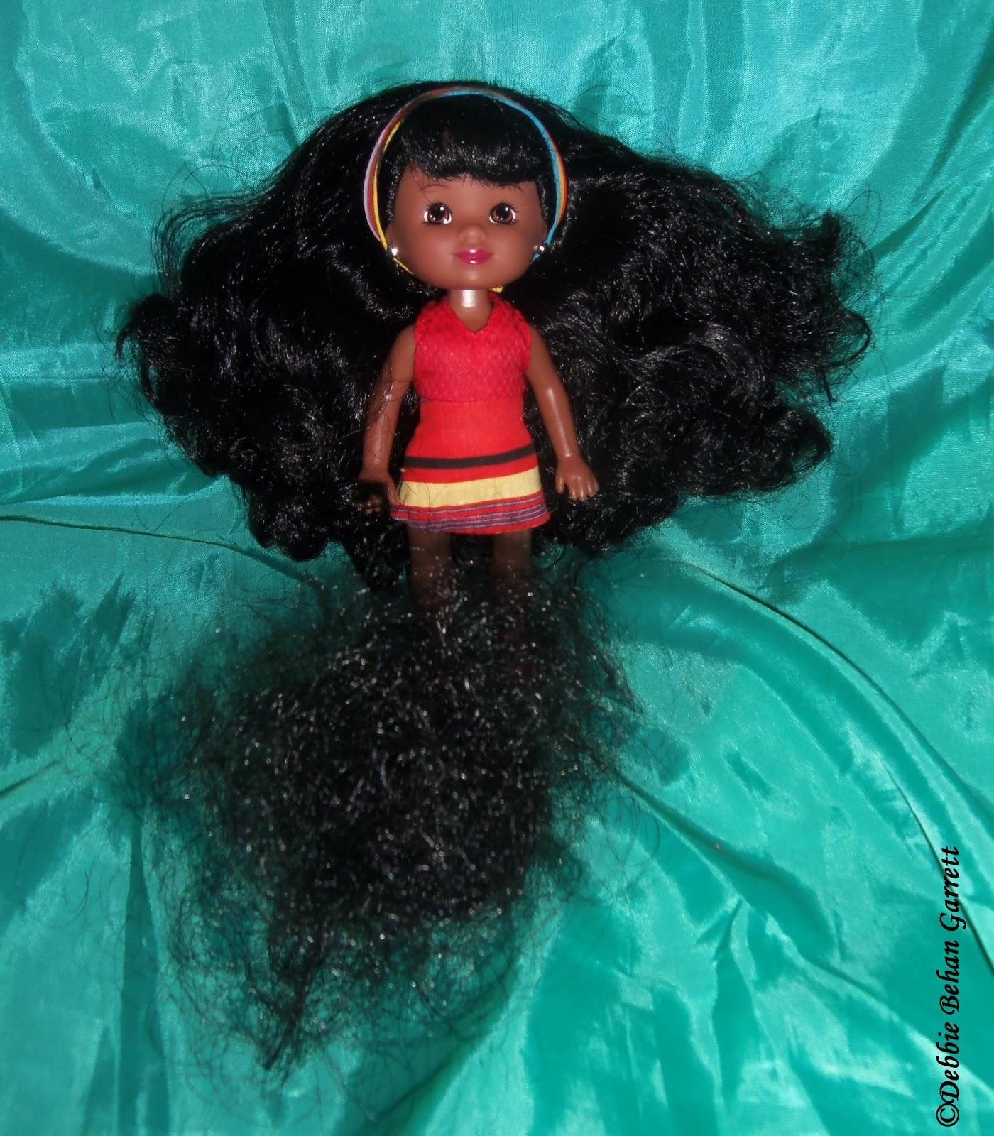 Black Doll Collecting Mini Kenya S Hair Madness