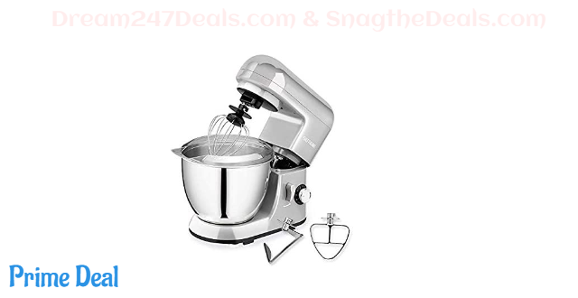 20% OFF CHEFTRONIC SM985-Silver Standing Mixer, One Size, Silver