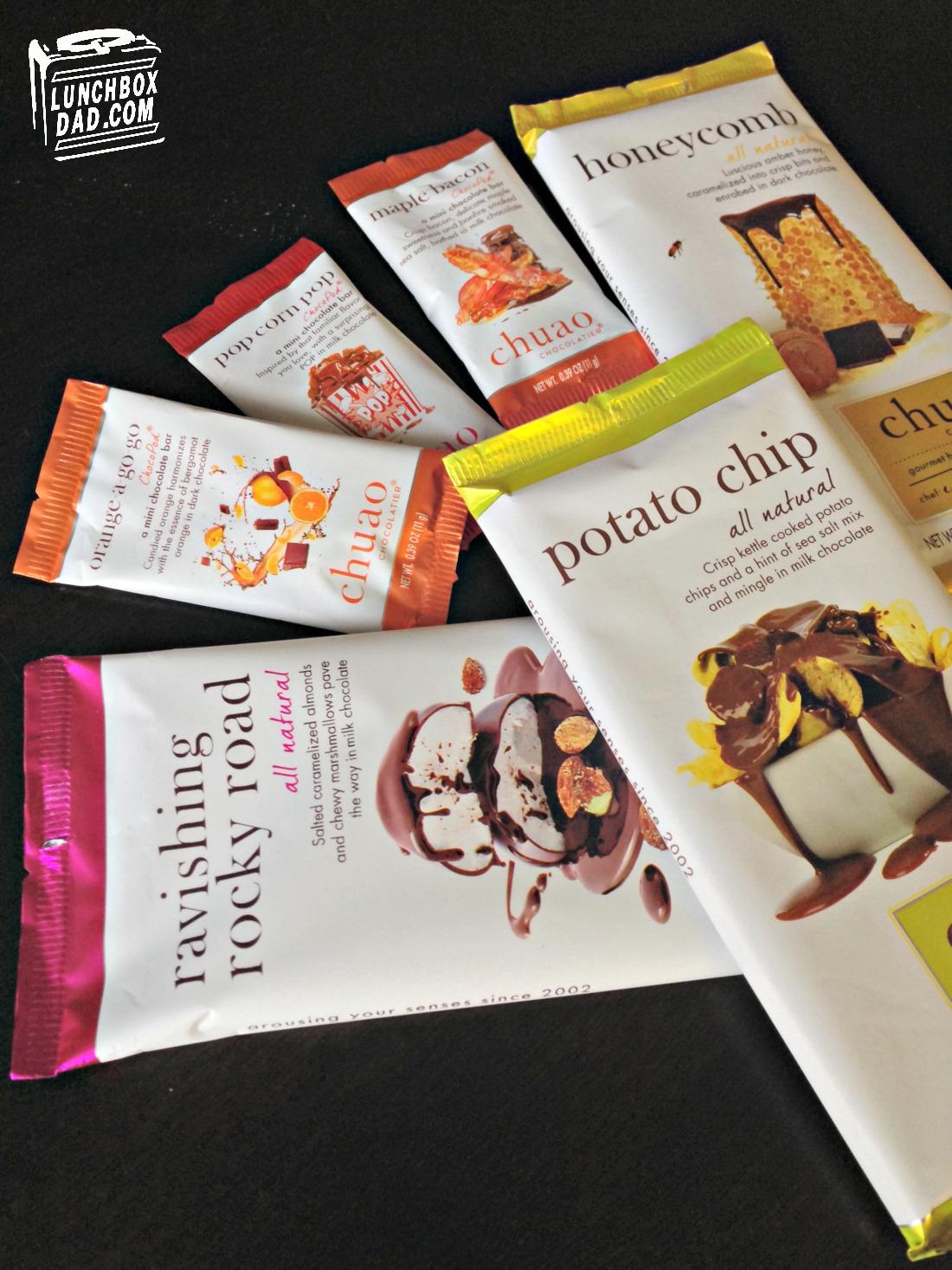 Chuao Chocolatier Chocolate review